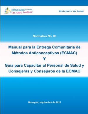 MINSA 2012-N-099 MANUAL ECMAC
