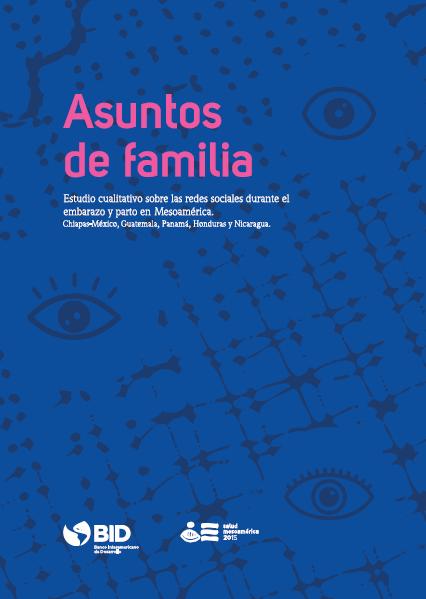Asuntos de familia (Portada)