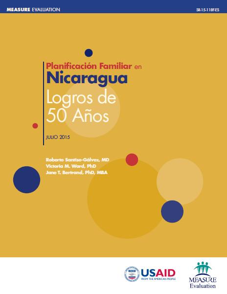 PF EN NICARAGUA LOGROS DE 50 AÑOS (PORTADA)