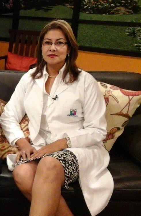 foto Dra. Miriam Alvarez