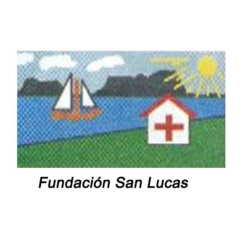 Logo Fundacion San Lucas
